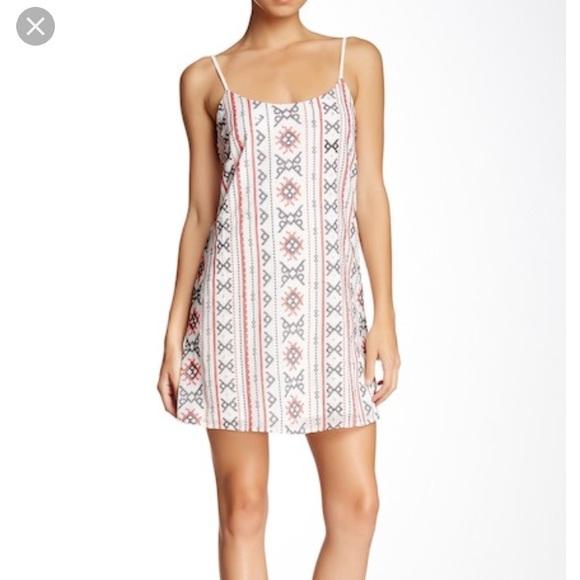 1386fb08 Sam Edelman Dresses | Cross Stitch Dress | Poshmark